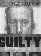 Aldo Tambellini: Guilty, 1975 (click to enlarge)